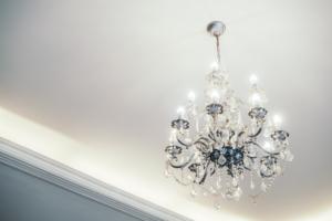 Luxusní stropní lustr