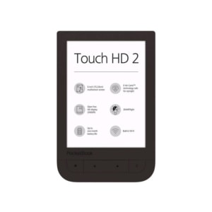 Čtečka e-knih Pocket Book 631+ Touch HD 2