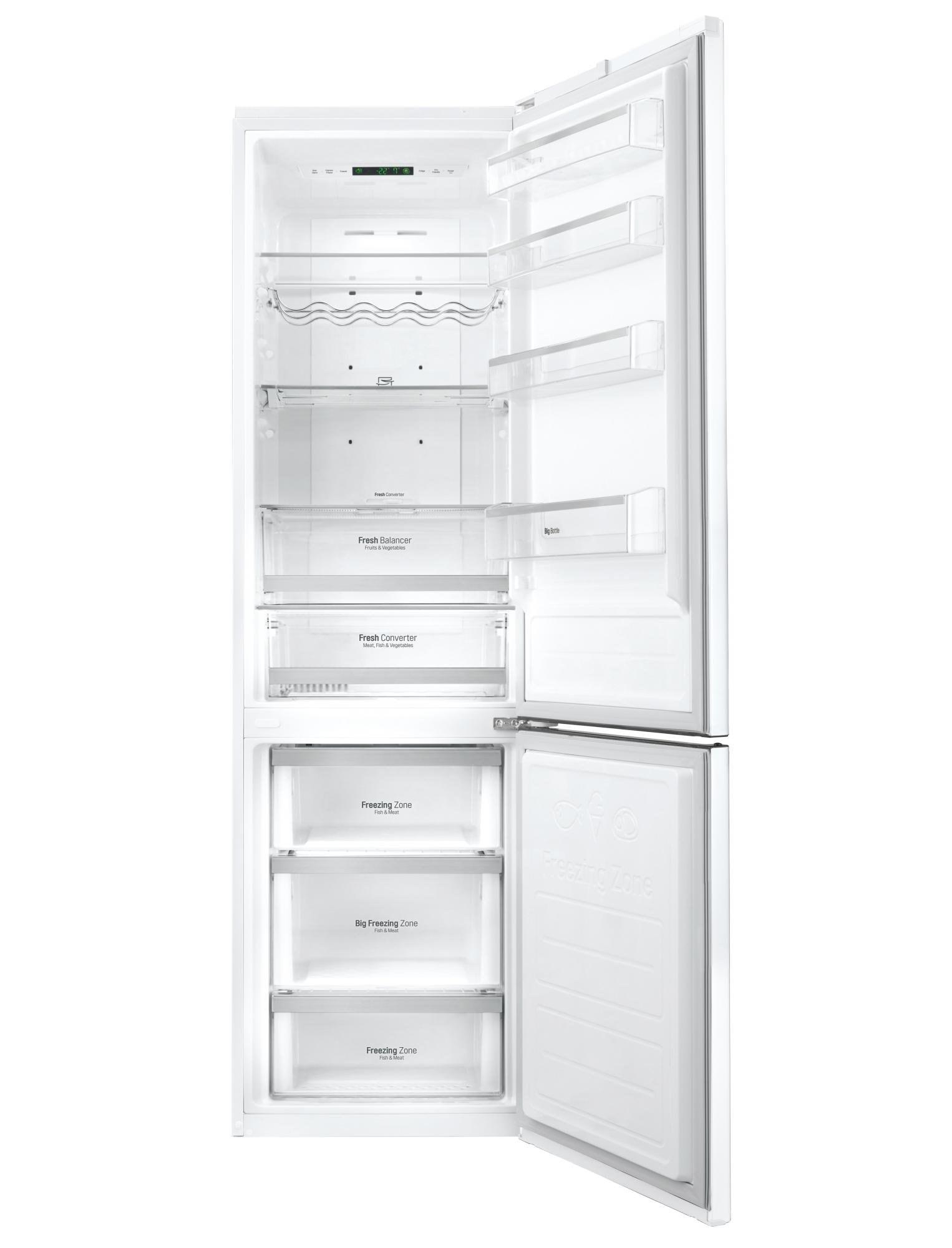 Kombinovaná lednička LG GBB60SWGFS