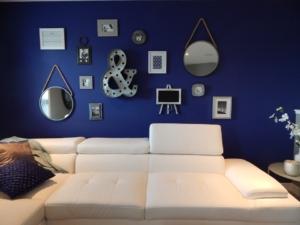 Obývák dekorace