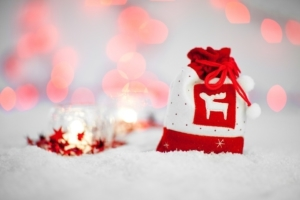 Vánoce pytlíček