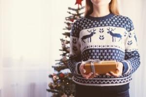 Vánoční dárek pro ženu