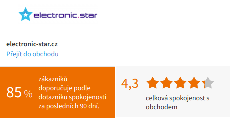 Electronic-star Heuréka