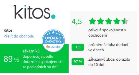 Kitos Heuréka hodnocení