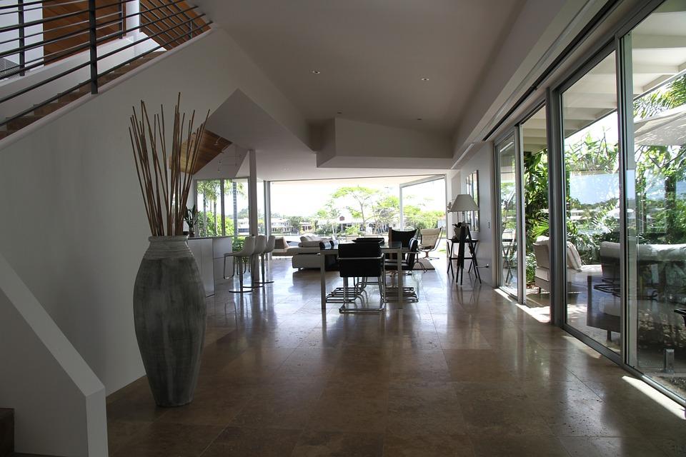 Moderní podlaha
