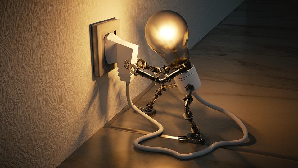 Úspora světla