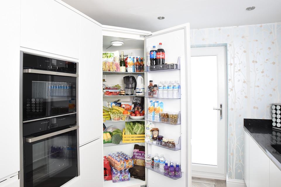 Úsporná lednička