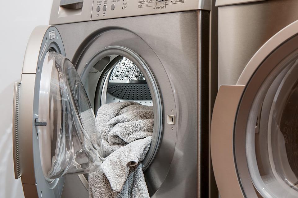 Úsporná pračka