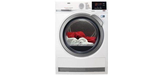 Sušička prádla AEG AbsoluteCare T8DBG68SC