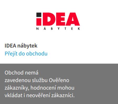 IDEA nábytek Heuréka