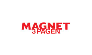 Magnet 3Pagen logo