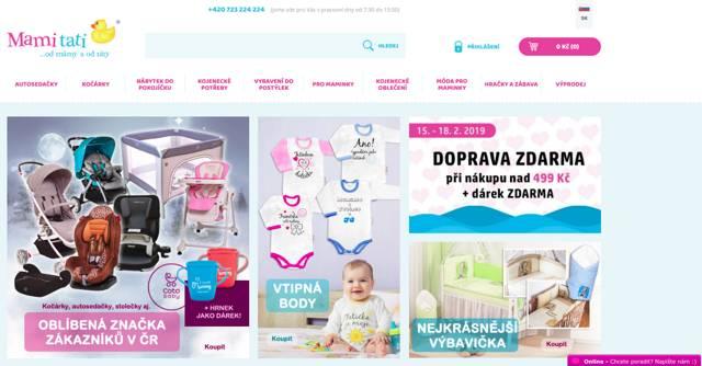 Mamitati.cz e-shop