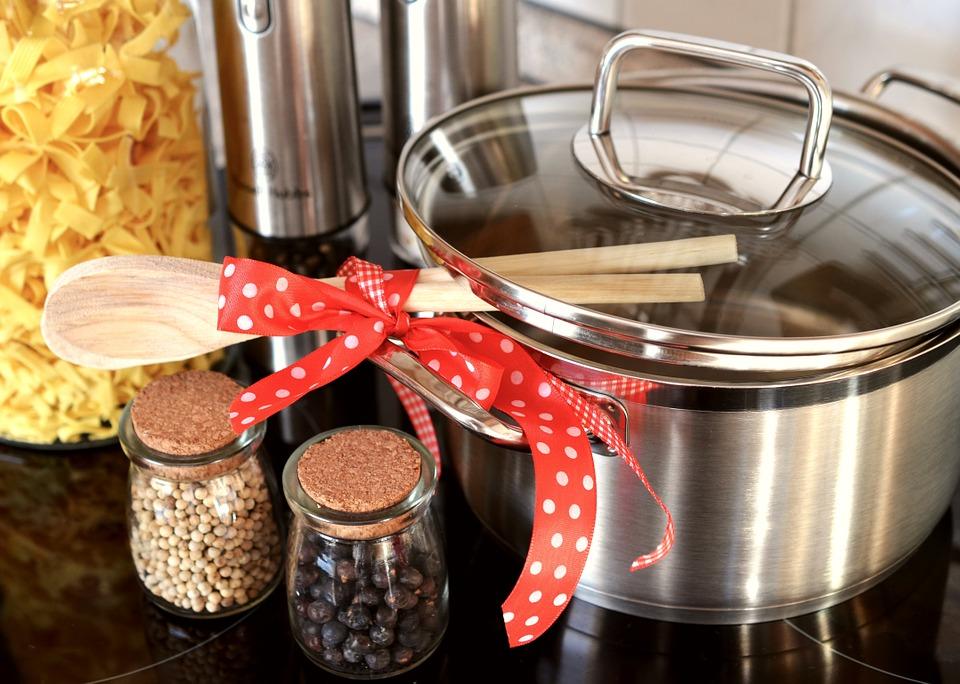 Vaření na indukční varné desce