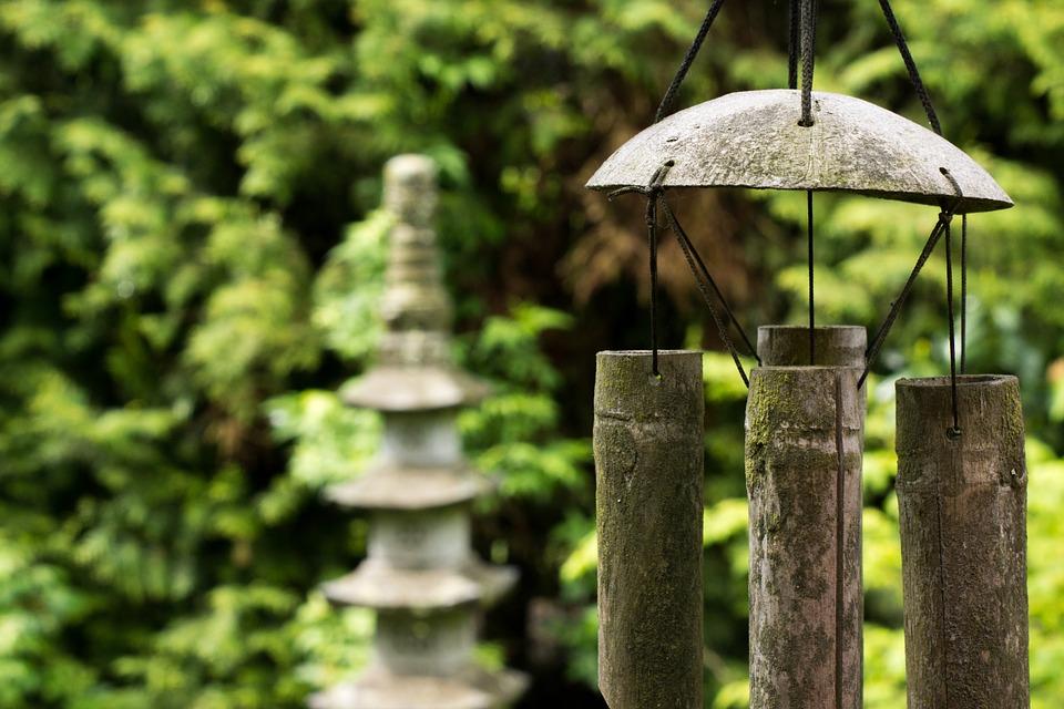 Feng šuej zahrada