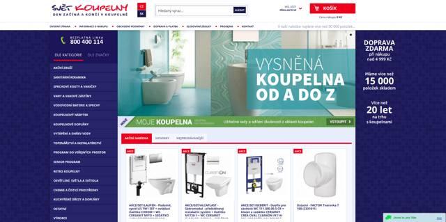 Svet-koupelny.cz eshop