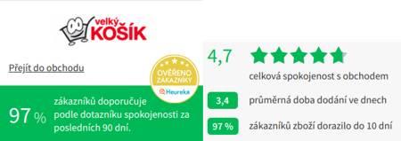 Velkykosik.cz Heureka