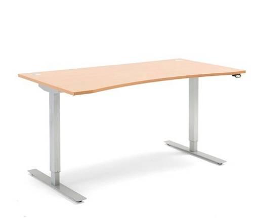 Výškově nastavitelný stůl Flexus