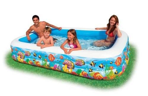 Dětský bazén Tropický útes (Intex)