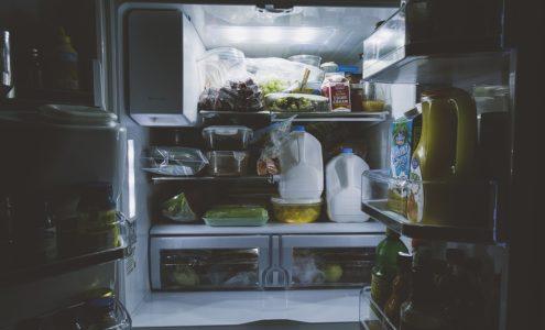 Organizace ledničky