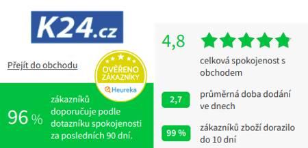 K24.cz Heureka