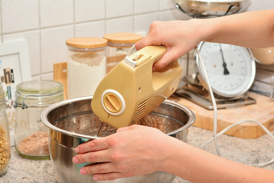 Vaření s kuchyňským robotem