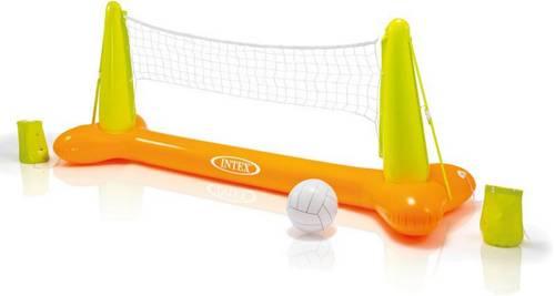 Nafukovací volejbalová sada se sítí (Intex)