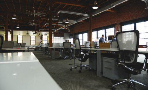 Ergonomické kancelářské židle