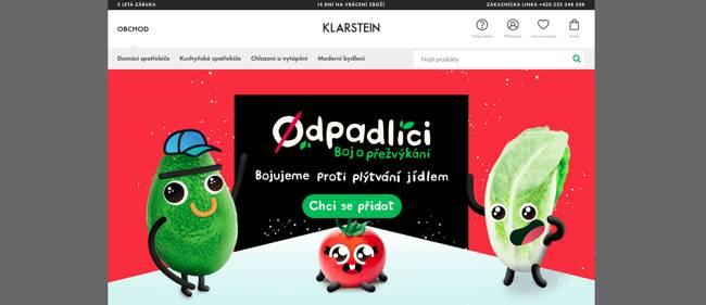 Klarstein.cz e-shop