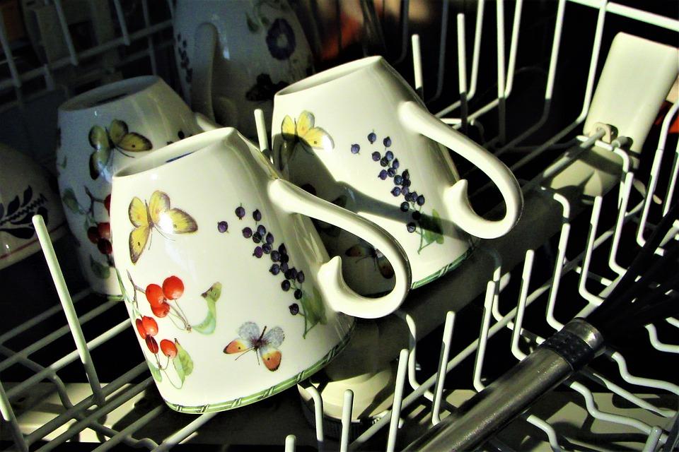 Myčka na nádobí