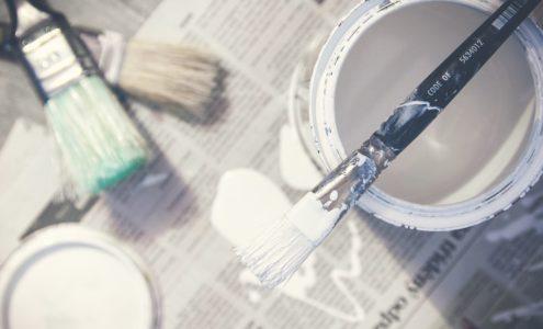 Jak na malování stěn