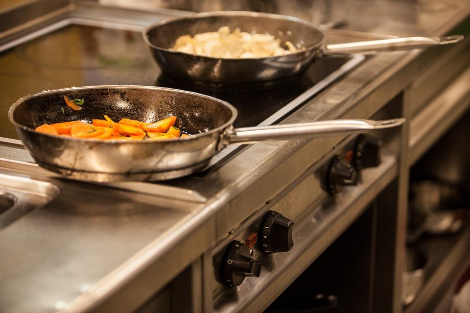 Vaření na sporáku