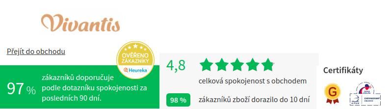Vivantis Heureka