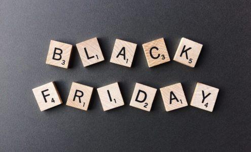 Black Friday slevy a slevové kupóny