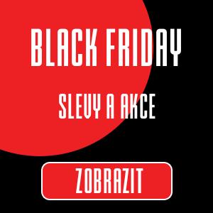 Black Friday 2019 - slevy, slevové kupóny a akce