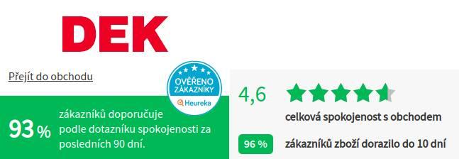 DEK.cz Heureka