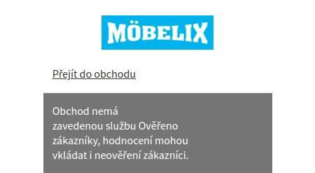 Möbelix.cz Heureka