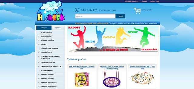 Mrakyhracek.cz e-shop