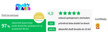 Mrakyhracek.cz Heureka