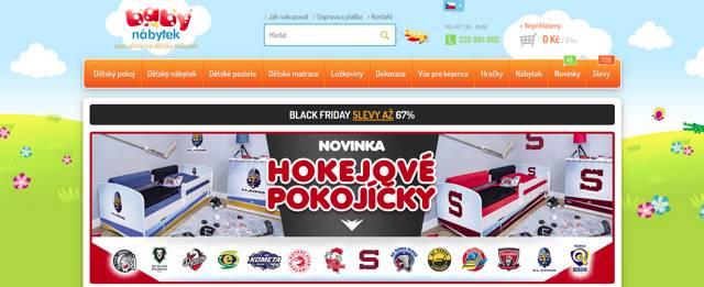 Babynabytek.cz e-shop