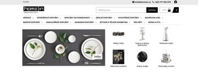 Homein.cz e-shop