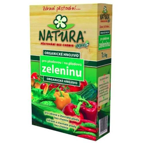 Organické hnojivo pro plodovou zeleninu NATURA
