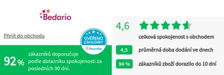 Bedario.cz Heureka