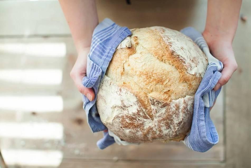Domácí pekárna a čerstvý chléb