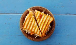 Sendvičovač a vynikající toast