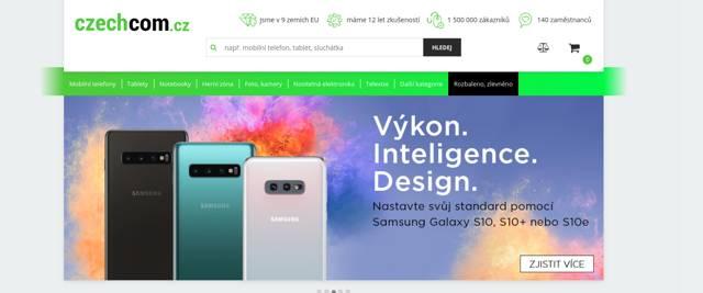 Czechcom.cz e-shop
