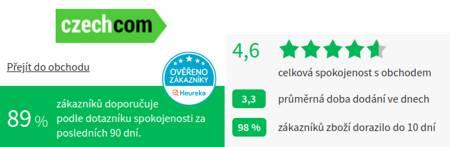 Czechcom.cz Heureka