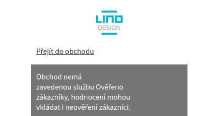 Lino Design Heureka