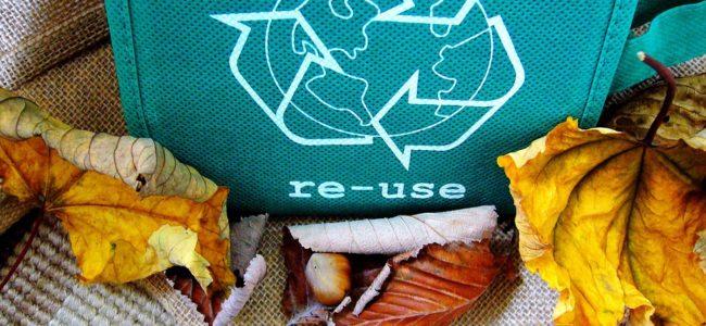 Recyklovatelná taška