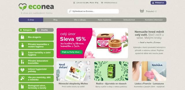 Econea.cz e-shop