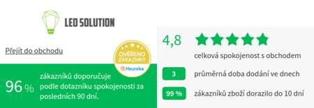 Ledsolution.cz Heureka